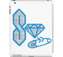 diamond baby iPad Case/Skin