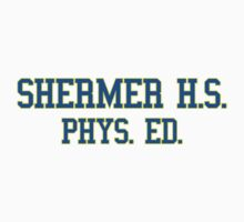 Shermer High School by ideedido