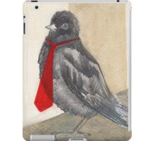 Too Busy To Fly iPad Case/Skin