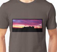 F1 Storm - panorama Unisex T-Shirt