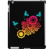 Floral Butterflies iPad Case/Skin