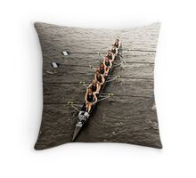 The Head Of The Charles Regatta 1 Throw Pillow
