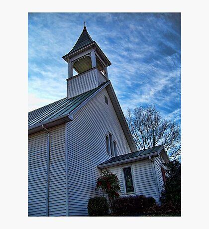 St James Lutheran Church Photographic Print