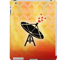 Love Antenna iPad Case/Skin