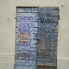 Marseille Door by JacobDarlison