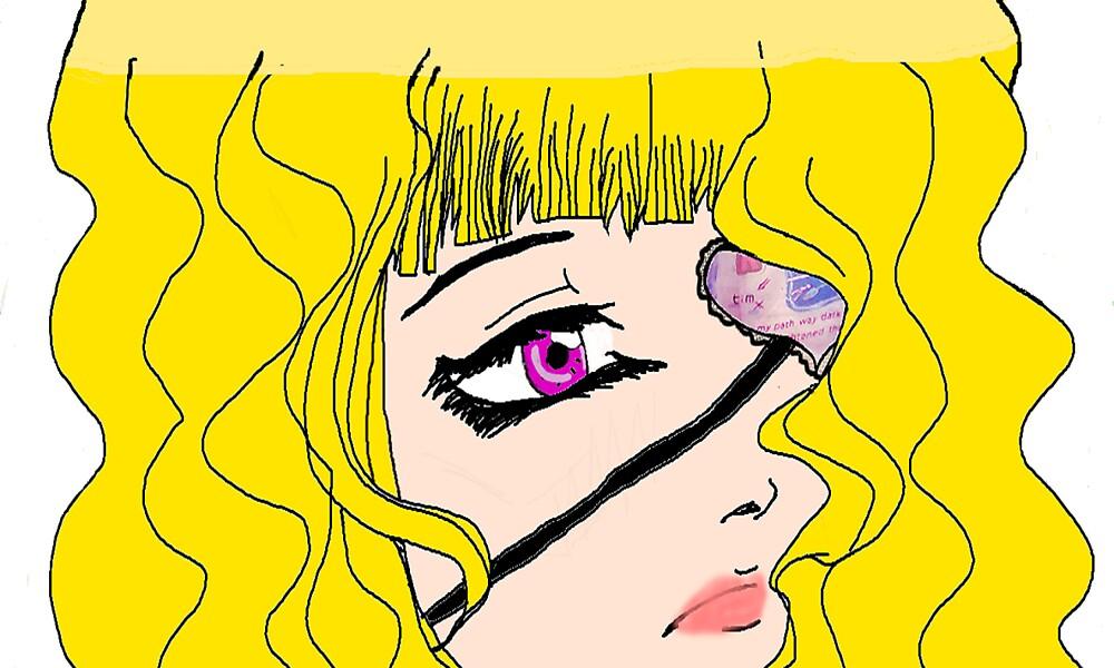 Eyepatch Girl  by amazingcat