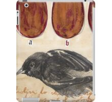 Question & Answer iPad Case/Skin
