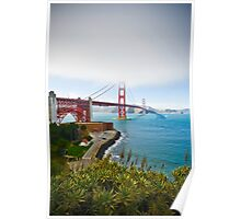 The Golden Gate Poster