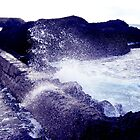 Crashing Waves by Chigginsamy