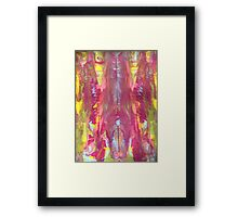 COLOR BUG Framed Print