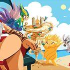 Guardians Beach by ciritus