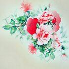 Red Flower by Lulochi