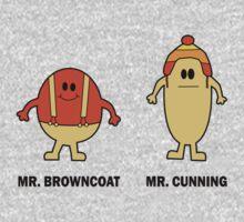 Mr Browncoat Kids Tee