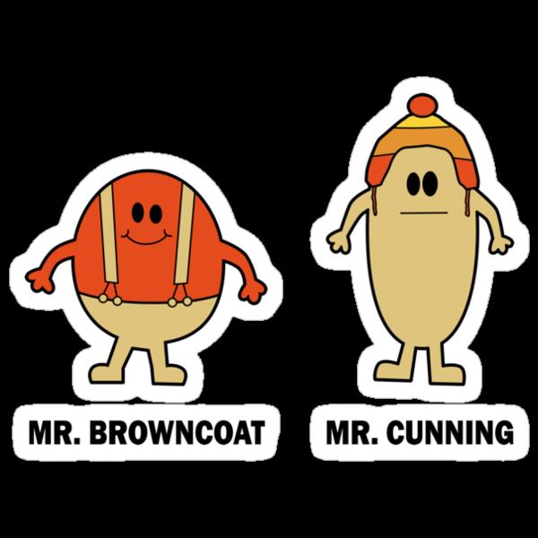 Mr Browncoat by robotrobotROBOT