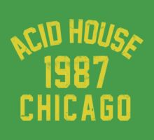 Acid House (Special Ed.) by ixrid