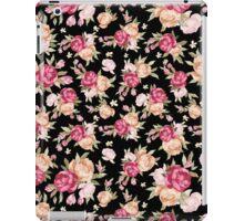 Colorful Retro Flowers iPad Case/Skin