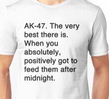 Misquotes - AK-47 Unisex T-Shirt