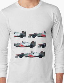Jenson Button F1 car T-Shirt