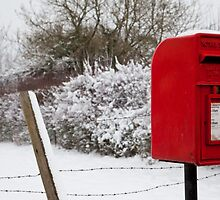 The Postbox by Jeff  Wilson