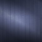 Dark Blue Metallic Design-Brushed Aluminum Look by artonwear