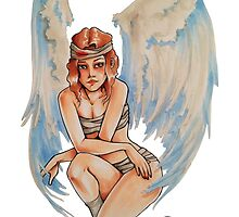 Tough Angel by Iman Khondker