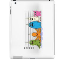 The Unicorn Suspects iPad Case/Skin