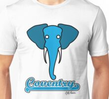 Coventry - Sky Blue Sam - Only human Unisex T-Shirt