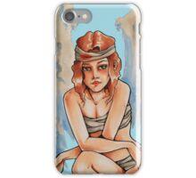 Tough Angel iPhone Case/Skin