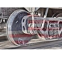 American Steel Photographic Print
