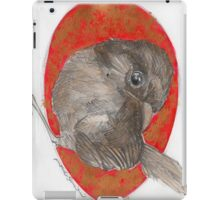 Big Bang Bird iPad Case/Skin