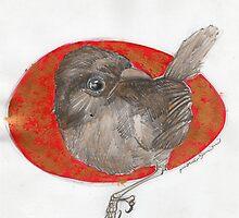 Big Bang Bird by sivieriart