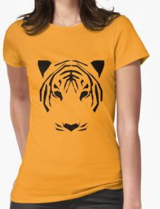 Pi of the Tiger Womens Fitted T-Shirt