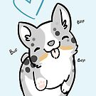 CARDIGAN Corgi Valentine -&lt;3- by IdentityPro