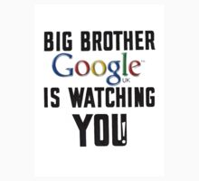 Big Brother is Watching You. by Andrew Nawroski