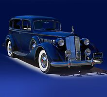 1937 Packard Formal Sedan w/o ID by DaveKoontz