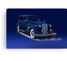 1937 Packard Formal Sedan w/o ID Canvas Print