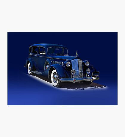 1937 Packard Formal Sedan w/o ID Photographic Print