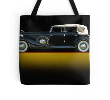 1933 Cadillac V16 Convertible Sedan w/o ID Tote Bag