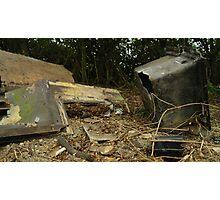 Trash Photographic Print