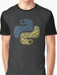 Python Programmer T-shirt & Hoodie Graphic T-Shirt