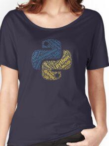 Python Programmer T-shirt & Hoodie Women's Relaxed Fit T-Shirt
