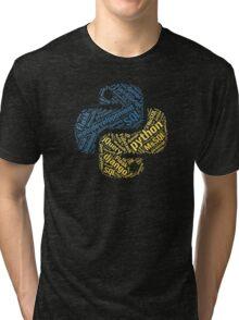 Python Programmer T-shirt & Hoodie Tri-blend T-Shirt