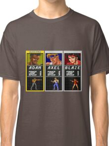 Choose Your Fighter Classic T-Shirt