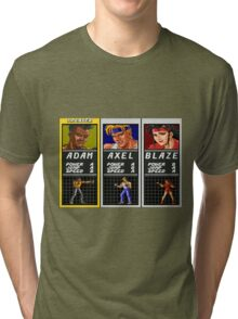 Choose Your Fighter Tri-blend T-Shirt