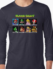 Player Select Long Sleeve T-Shirt