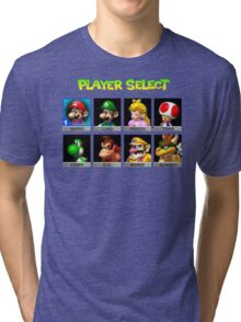 Player Select Tri-blend T-Shirt