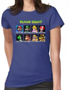 Player Select Womens Fitted T-Shirt