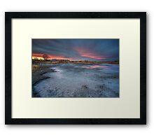 Drylight Framed Print