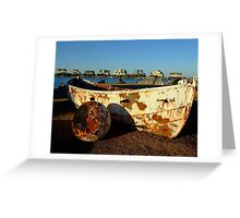 Fisherman's Home Greeting Card