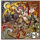 Chaos & Entropy Fairy by Ideaschema